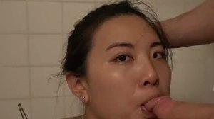 Chinese shower fuck 1